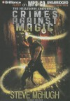 Crimes Against Magic - Steve McHugh, James Langton