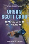 Shadows in Flight (Shadow, #5) - Orson Scott Card