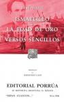 Ismaelillo. La edad de oro. Versos sencillos. (Sepan Cuantos, #236) - José Martí