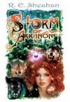 Storm Of Arranon - R E Sheahan