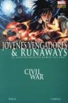 Civil War: Jóvenes Vengadores y Runaways - Zeb Wells, Stefano Caselli