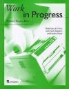 Work In Progress - Madeleine Du Vivier, Andy Hopkins