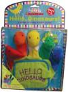Hello, Dinosaurs: A Hand-Puppet Board Book - Jill Ackerman