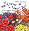What Does Bunny See?: A Book of Colors and Flowers - Linda Sue Park, Maggie Smith