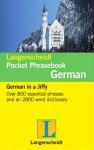 Langenscheidt Pocket Phrasebook German - Langenscheidt