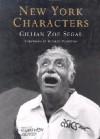 New York Characters - Gillian Zoe Segal