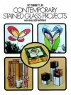 Contemporary Stained Glass Projects with Full-Size Patterns - Ed Sibbett, Ed Sibbett