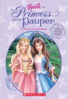 Barbie: Princess and the Pauper Jr. Chapter Book - Linda Aber, Cliff Ruby, Elana Lesser