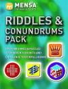 Mensa Riddles and Conundrums Pack - Robert Allen