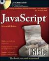 JavaScript Bible [With CDROM] - Danny Goodman, Michael Morrison, Paul Novitski, Cynthia Gustaff Rayl