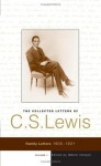The Collected Letters Of C.S. Lewis, Volume 1 - Walter Hooper