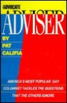 Advocate Adviser - Pat Califia