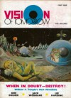 Vision of Tomorrow 1 - Philip Harbottle, Lee Harding, Damien Broderick, Stanisław Lem, Walter Gillings, William Frederick Temple, Jack Wodhams, Kenneth Bulmer, Michael G. Coney