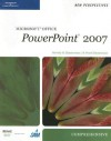 New Perspectives on Microsoft Office PowerPoint 2007, Comprehensive (New Perspectives (Course Technology Paperback)) - Beverly B. Zimmerman, S. Scott Zimmerman