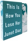 This Is How You Lose Her Deluxe Edition - Junot Díaz, Jaime Hernández