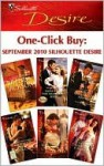 One-Click Buy: September 2010 Silhouette Desire - Day Leclaire, Brenda Jackson, Janice Maynard, Kathie DeNosky, Yvonne Lindsay, Rachel Bailey