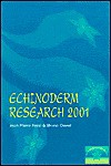 Echinoderm Research 2001 - Féral Féral, Bruno David