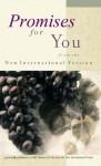 Promises for You: from the New International Version (Promises for ...) - Zondervan Publishing, Christopher D. Hudson