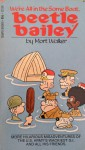 We're All In The Same Boat, Beetle Bailey - Mort Walker