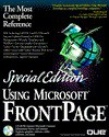 Using Microsoft FrontPage [With *] - Neil Randall, Dennis Jones