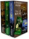 A FITZJOHN MYSTERY VOL 1-3 BOX SET - Jill Paterson