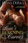 Love's Learning Curves - Diana DeRicci