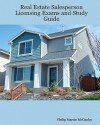 Real Estate Salesperson Licensing Exams and Study Guide - Philip Martin McCaulay
