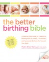 The Better Birthing Bible: A Step-by-Step Guide to Creating a Birthing Plan for a Safe, Less Painful Labor and Delivery - Robin Elise Weiss