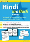 Cards: Hindi in a Flash Volume 1 (Tuttle Flash Cards) - NOT A BOOK