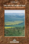 The South Downs Way: Described east-west and west-east (British Long-distance Trails) - Kev Reynolds