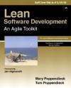 Lean Software Development: An Agile Toolkit for Software Development Managers - Mary Poppendieck, Tom Poppendieck, Ken Schwaber, Jim Highsmith