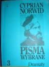 Dramaty - Cyprian Kamil Norwid