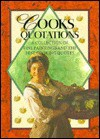 Cooks Quotations: A Collection of Fine Paintings and the Best Cooking Quotes - Helen Exley, Exley
