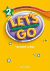 Let's Go 2 Teacher's Card - Ritsuko Nakata, Karen Frazier, Barbara Hoskins, Carolyn Graham