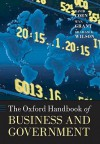 The Oxford Handbook of Business and Government - David Coen, Wyn Grant, Graham Wilson