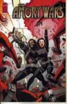 Coheed & Cambria's Claudio Sanchez presents The Amory Wars #4 : The Second Stage Turbine Blade Part 4 (Image Comics) - Claudio Sanchez, Gus Vazquez