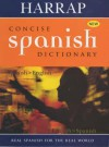 Harrap Spanish-English/English-Spanish Concise Dictionary - Harrap's Publishing