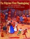 Pilgrims' First Thanksgiving - Ann McGovern, Elroy Freem
