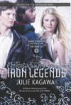 The Iron Legends (The Iron Fey, #1.5, 3.5, 4.5) - Julie Kagawa