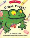 Great Frogs! Level 1.3 - Kathryn Riley