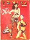 Komiks Fantastyka 1-2/10-11 '90 - Raczej dla dorosłych - Redakcja miesięcznika Fantastyka