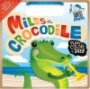Miles the Crocodile Plays the Colors of Jazz [With Jazz CD] - Andy Blackman Hurwitz