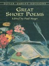 Great Short Poems (Dover Thrift Editions) - Paul Negri