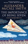 The Importance of Being Seven - Alexander McCall Smith, Iain Mcintosh