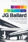 Concrete Island - J.G. Ballard
