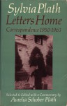 Letters Home: Correspondence - Sylvia Plath
