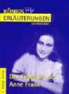Das Tagebuch Der Anne Frank. Erläuterungen Und Materialien. (Lernmaterialien) - Anne Frank