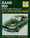 Saab 900 (October 1993-98) Service and Repair Manual (Haynes Service and Repair Manuals) - A.K. Legg, Spencer Drayton