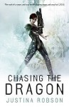 Chasing the Dragon (Quantum Gravity #4) - Justina Robson