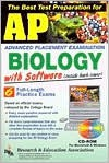 AP Biology with CD-ROM -The Best Test Preparation for AP - Jay M. Templin